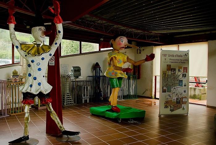 Музей Пиноккио