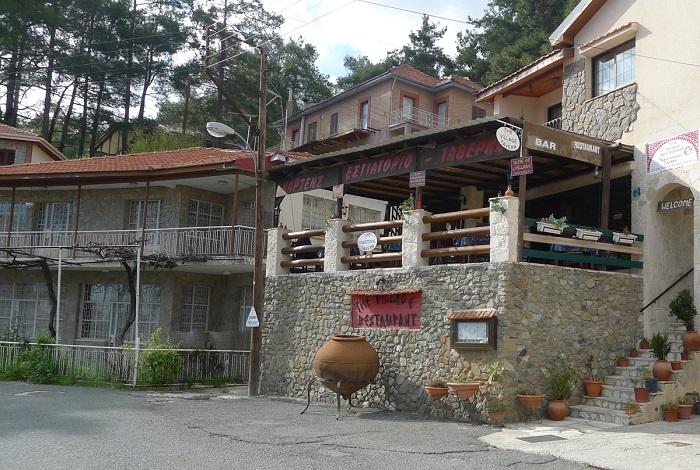 Деревня Платрес