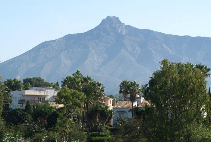 Гора Ла Конча