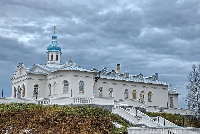 Покрово – Тервенический монастырь