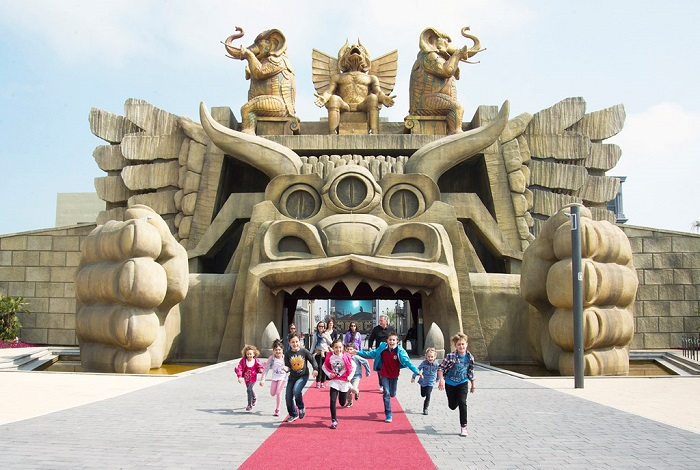 Тематический парк Fantastico Mondo