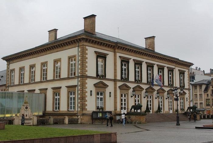 Ратуша Люксембурга