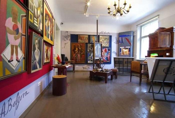 Музей Романа Суты и Александры Бельцовой
