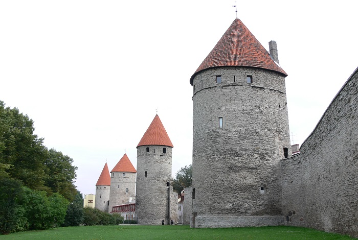 Башня Кёйсмяэ