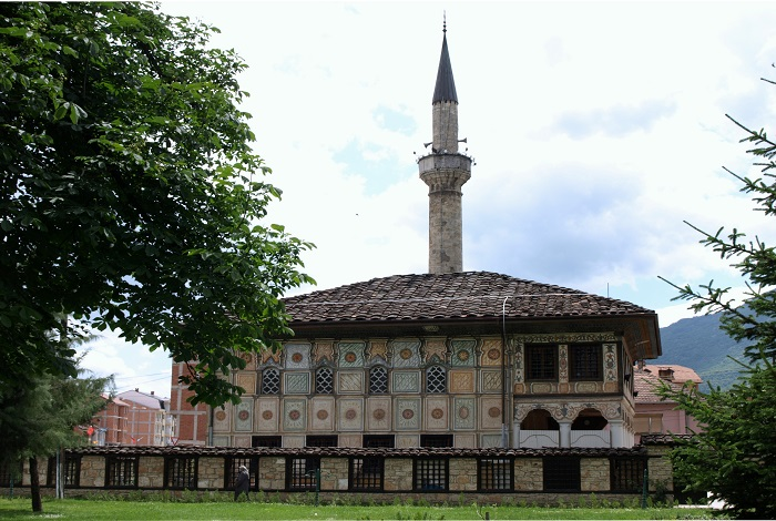 Пестрая мечеть