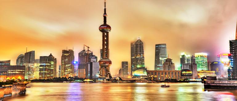 Куда сходить в Шанхае