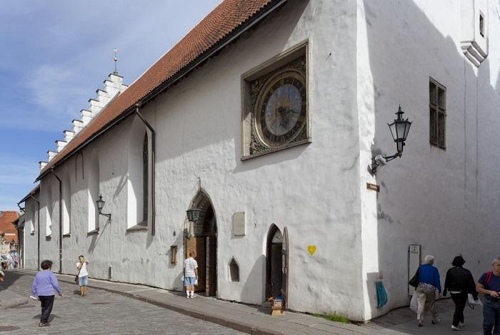 Церковь Святого Духа (Старый город)