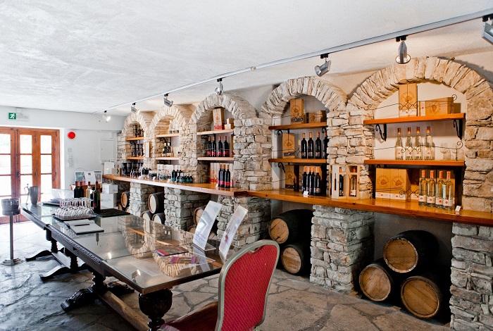 Кипрский музей вина в Эрими