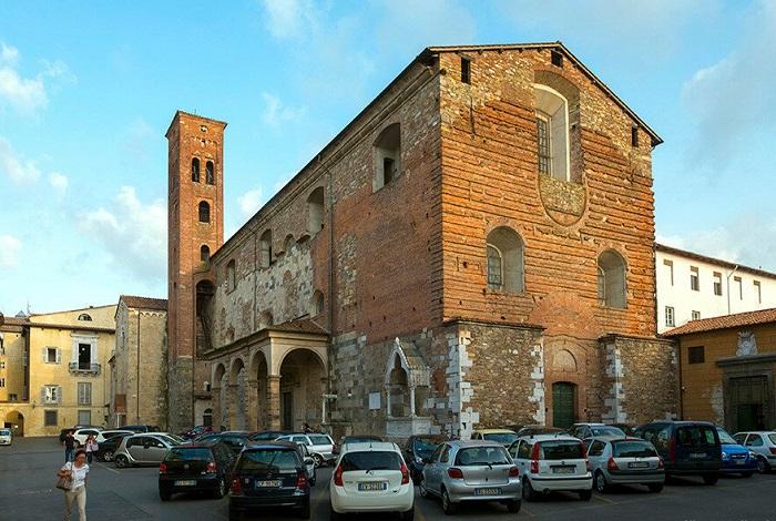 Монастырь святого Романа
