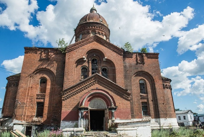 женский монастырь Иоанна Предтечи
