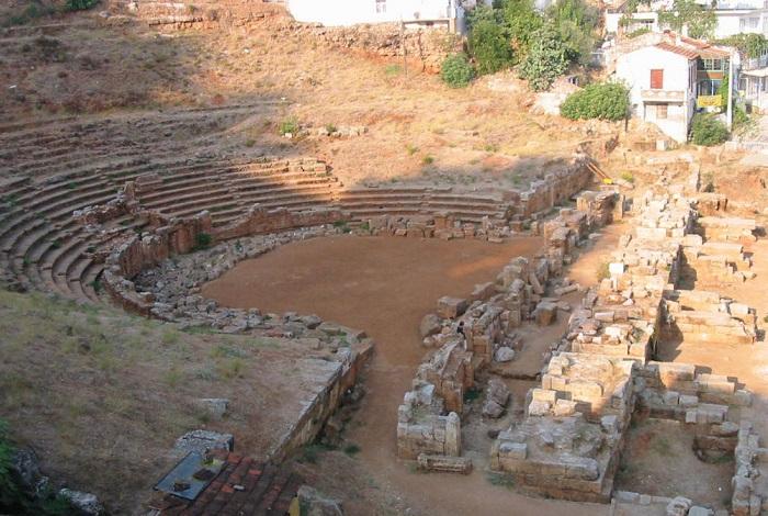 Амфитеатр Фетхе