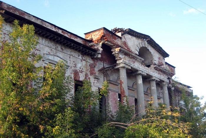 Дом Каратыгина