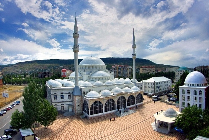 Джума мечеть