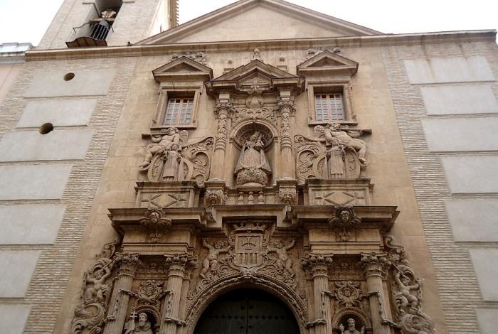 Монастырская церковь Ла-Мерсед