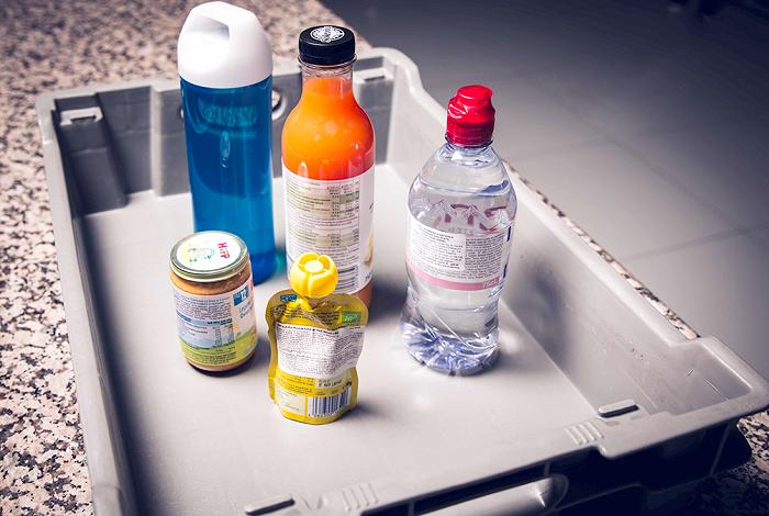 Жидкости в самолете