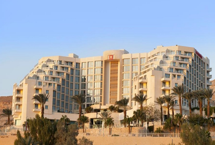 Leonardo Privilege Hotel Dead Sea 4*
