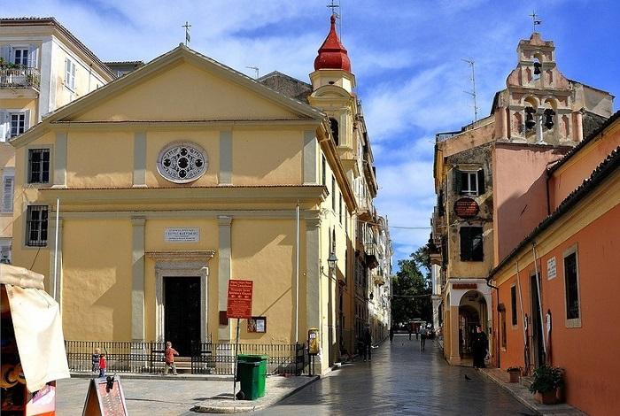 Собор Святого Спиридона (Керкира)