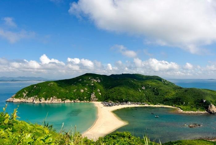 Остров Сидао