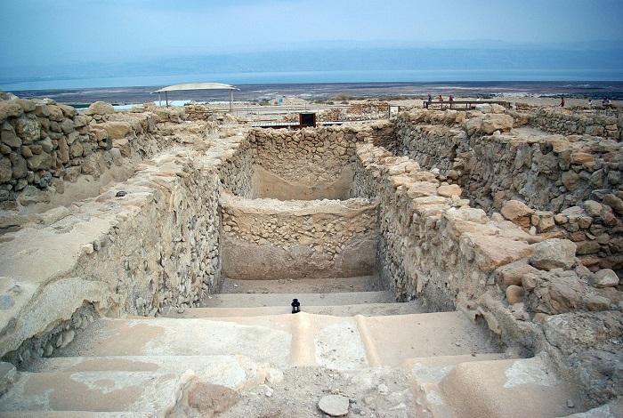 Археологический заповедник Кумран
