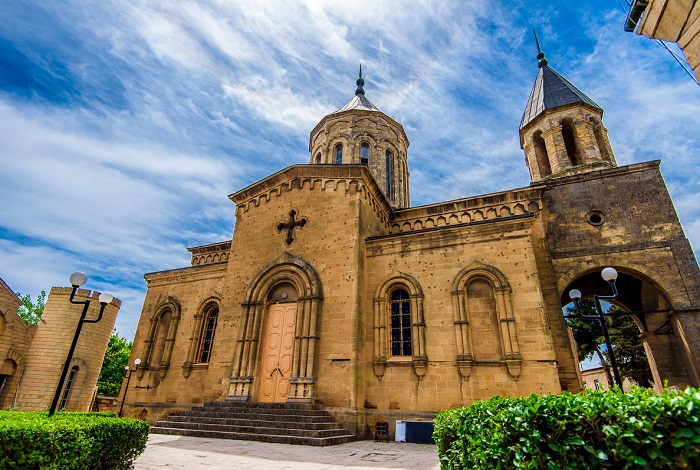 Церковь Святого Всеспасителя