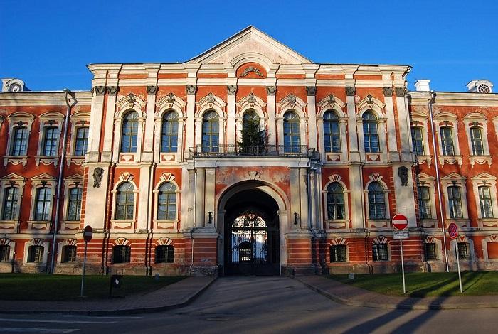 Елгавский дворцовый комплекс
