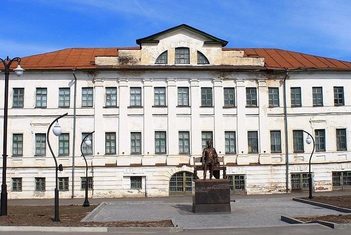 Дом Зворыкиных