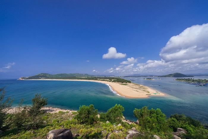Пляж «Нефритовый пояс»