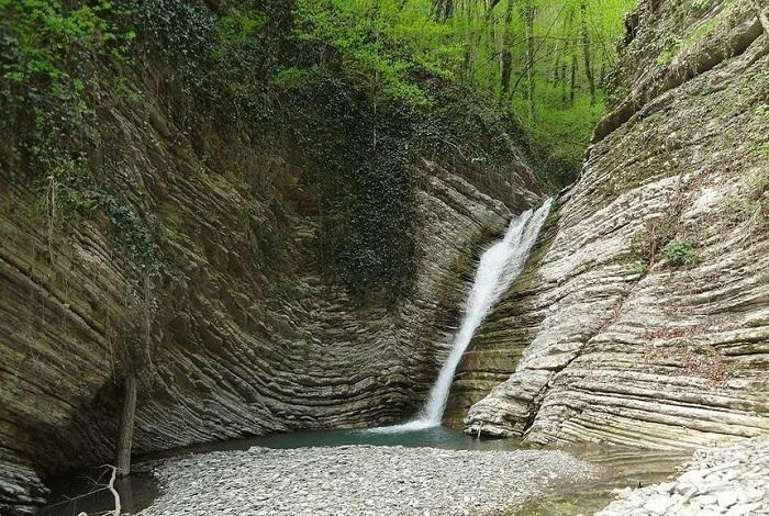 Водопад Кармен