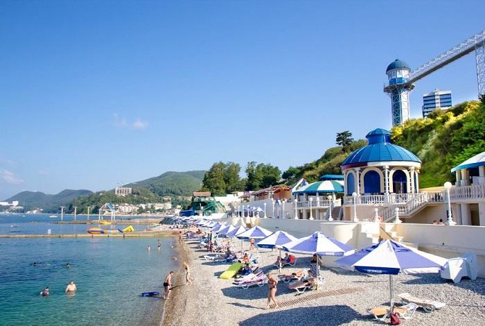 Пляж «Прометей»