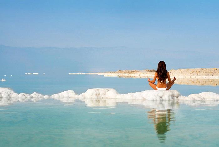 Лечение и оздоровление на Мертвом море