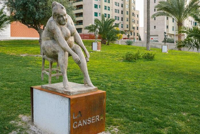 Парк скульптур Антонио Кампильо