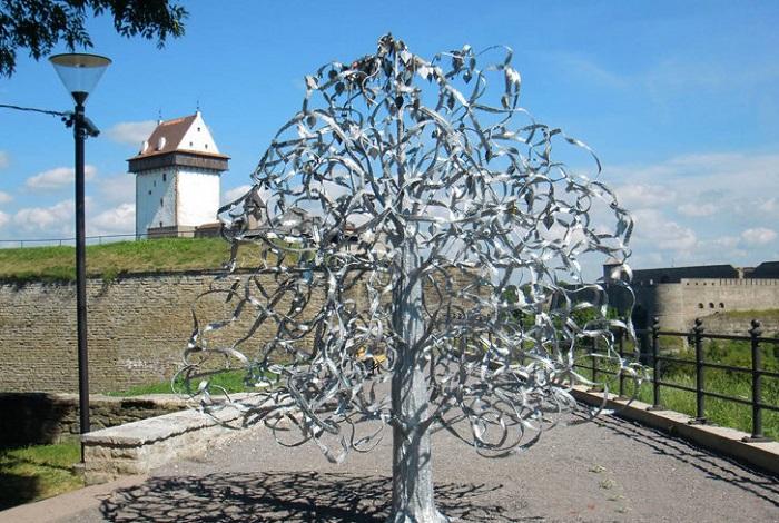 Свадебное дерево