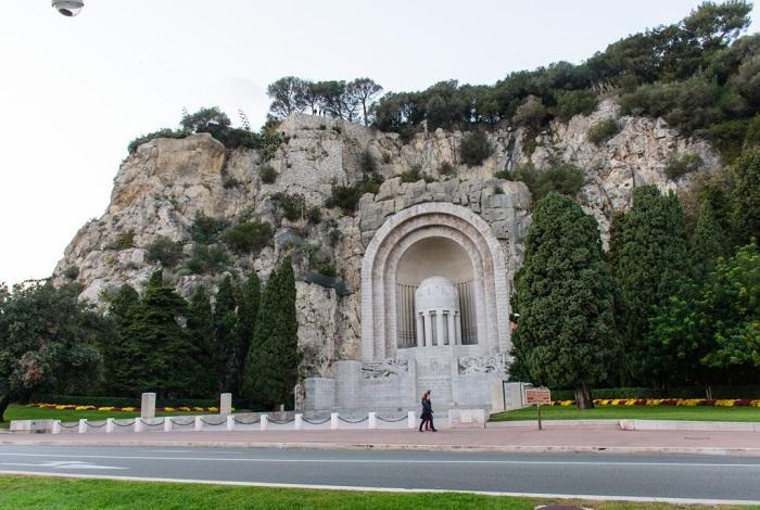 Римский холм в Ницце
