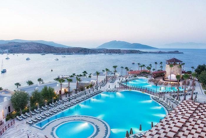 Asteria Bodrum Resort 5*