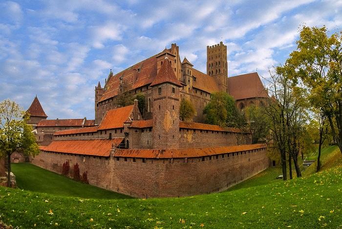 Крепость Мальборк