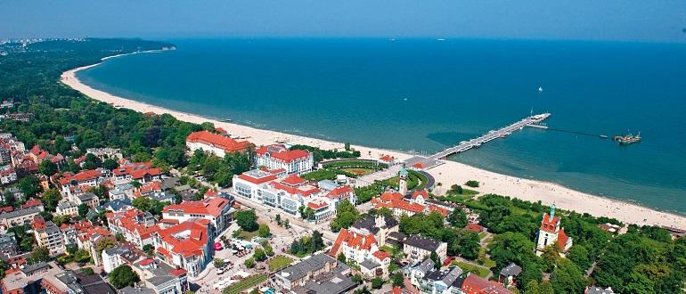 Отдых на море в Польше
