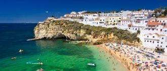Отдых на море в Португалии